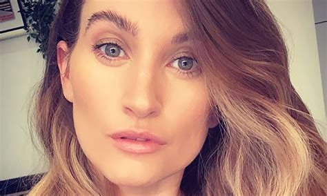 Charley Webb shares simple two-step makeup routine – and ...