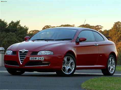 2010 Alfa Romeo Gt Photos, Informations, Articles