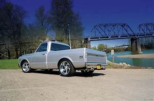 1970 Gmc Truck - The Silver Medal