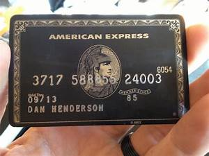 The 4 most prestigious credit cards in the world