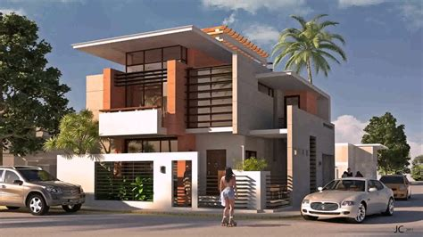 Modern Exterior House Design In The Philippines (see