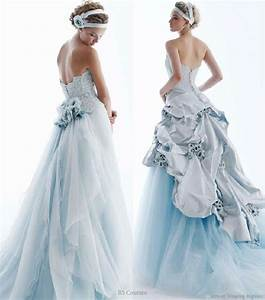 light blue wedding dress platinum weddings and events With light blue dress for wedding