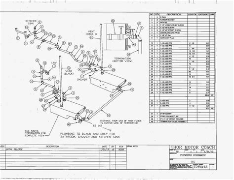 wiring diagrams 1994 fleetwood southwind motorhome parts wiring diagram pictures