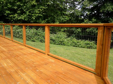 deck railing maybe you seen many wire deck railings with different