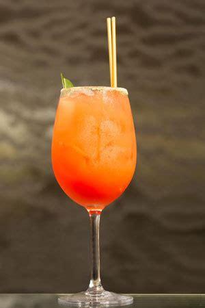 recipe blood orange lemongrass sangria kcet