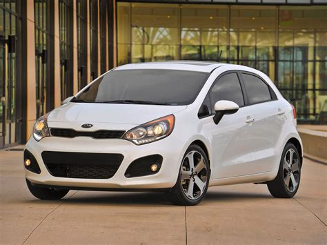 kia rio price  reviews features