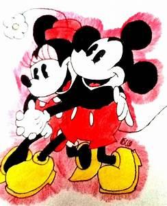 Micky Maus Und Minnie Maus : 6440 best images about mickey minnie mouse on pinterest disney art vintage mickey and ~ Orissabook.com Haus und Dekorationen