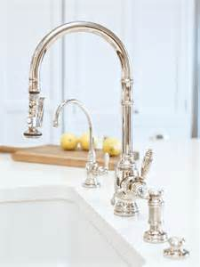 expensive kitchen faucets waterstone high end luxury kitchen faucets made in the usa