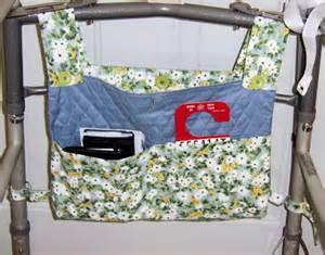 Free Patterns Walker Tote Bags