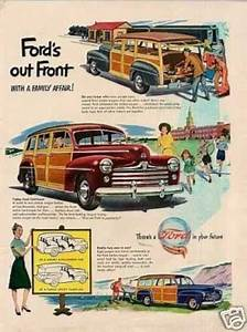 Vintage Car Advertisements Of The 1940s  Page 20