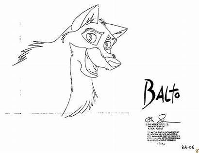 Balto Character Sheet Sheets Concept Drawings Drawing