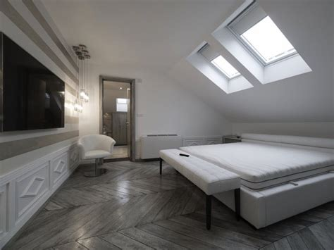 chambre sous pente de toit chambre sous toit 20 photos conseils et astuces pour l