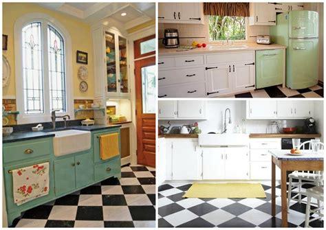 essential designs   perfect retro kitchen big chill