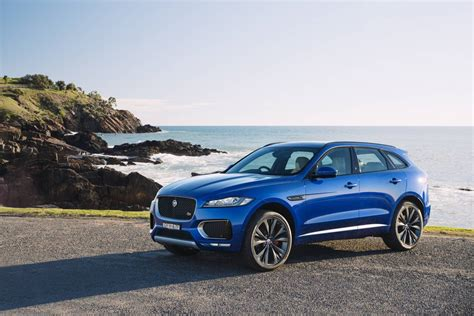 2017 Jaguar F-pace S 30d Review
