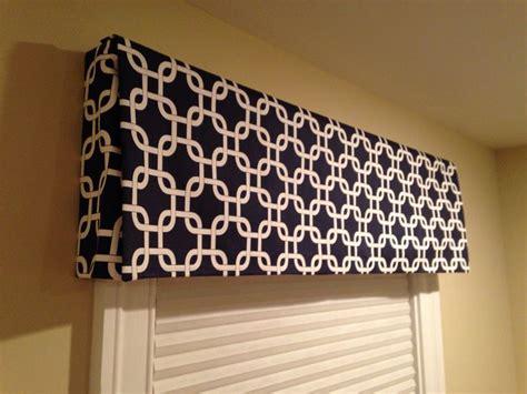 diy box valance  sew   diy curtains box