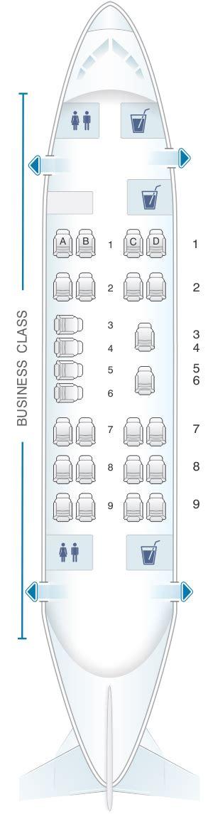 seat map bulgaria air avro  rj seatmaestrocom