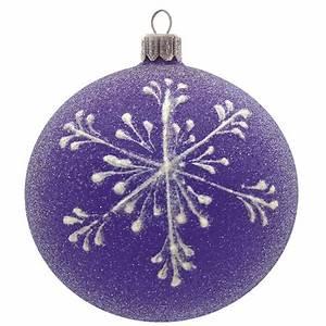 Boule De Neige Noel : boules de no l en verre suspendre dans votre sapin ~ Zukunftsfamilie.com Idées de Décoration