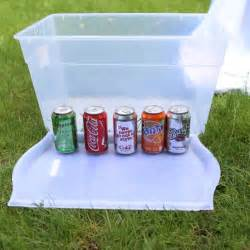 Can Soda Sink or Float Science Project