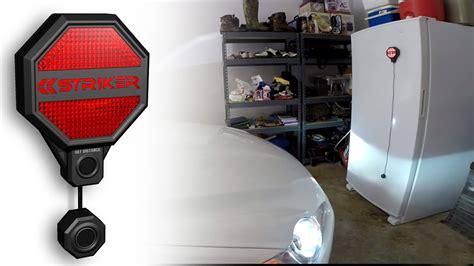 garage parking sensor striker garage parking sensor on global news tech