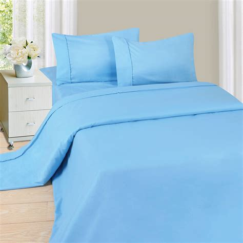 2000 count bed sheets mainstays cotton polyester fitted sheet walmart com