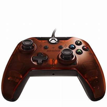 Controller Pdp Wired Pc Orange Xbox Controllers
