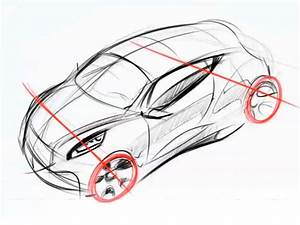 Drawing Cars In Perspective www imgkid com The Image