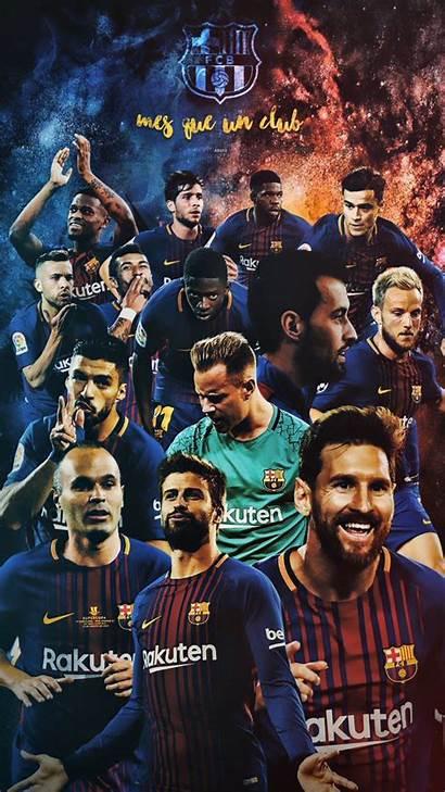 Barcelona Fc Players Edit Lockscreen Fcm Valencia