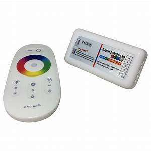 Rgbw Touch Controller For 12v Rgb Led Strip Lights