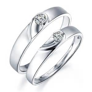 wedding rings his and hers his and hers wedding ring sets a trusted wedding source by dyal net