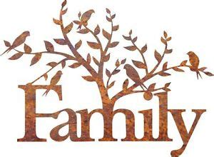 Family Tree Metal Wall Art  Wwwpixsharkcom Images