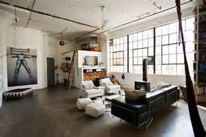 Furniture Warehouse Los Angeles by Eclectic Trends An Eclectic Loft In Brooklyn Eclectic