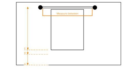 how to measure for curtains buildipedia