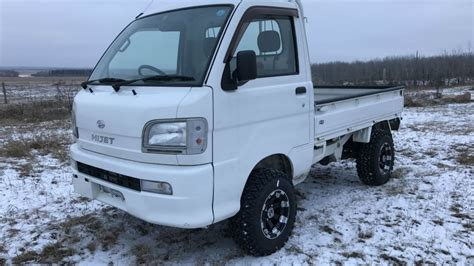 Hijet Mini Truck by Hijet Mini Truck Cold Start