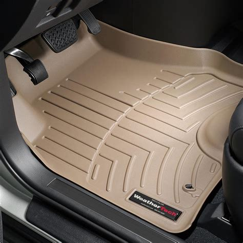 mats weathertech floor liners molded digitalfit weather ford tan carid mat truck liner chevy accessories edge tech row auto coupe