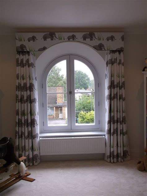 arched window coverings ideas  pinterest