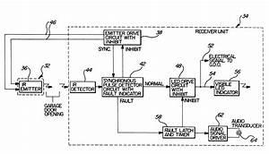 Button Garage Door Opener Circuit Diagram