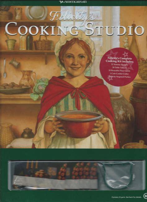 American Girl Felicitys Cooking Studio By Polly Allan