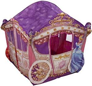 amazoncom playhut fantasy dream town cinderellas carriage multiple toys games