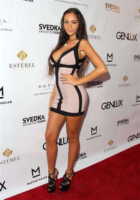 Groan Model Nabilla Benattia Naked Leaked Photos