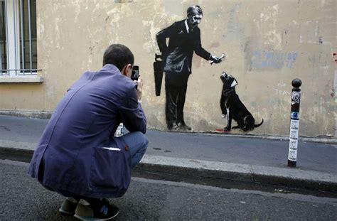 wer ist eigentlich banksy anonym aber reich kultur