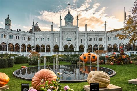 The Spooky Month of October with Tivoli Gardens - Eat Vacation