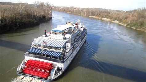General Jackson Showboat 2011 - YouTube