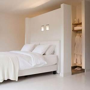 Bett Selber Planen : 10x begehbarer kleiderschrank hinter dem bett wohnideen einrichten ~ Markanthonyermac.com Haus und Dekorationen