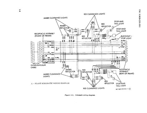 Tractor Trailer Electrical Wiring Schematic by Figure 1 1 Schematic Wiring Diagram
