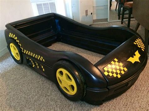 batmobile toddler bed batmobile bed by lashadey on etsy 699 00 awesome stuff