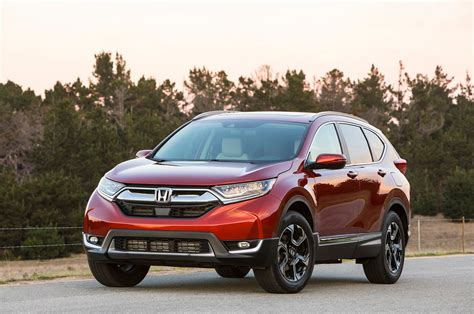 2018 Honda Cr V Reviews And Rating Motor Trend