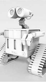 Wall E 3D | CGTrader