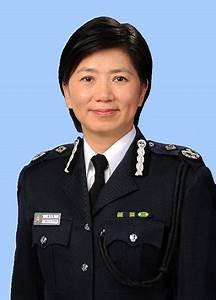 Female deputy police chief a first for HK | The Standard