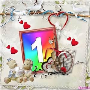 Cadre Photo Mariage : montage photo mariage romantique avec diapola ~ Teatrodelosmanantiales.com Idées de Décoration
