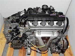 Honda Civic 2001 Engine Parts